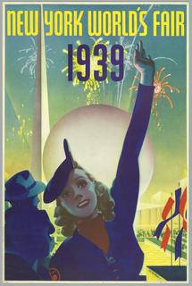 Poster, New York World's Fair 1939, 1939