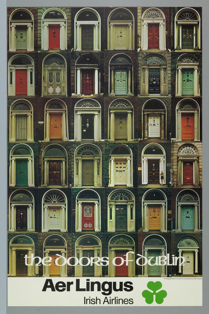 Doors of Dublin poster