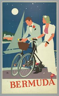 Poster, Travel Poster: Bermuda