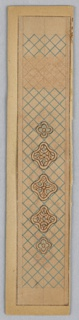 Drawing, Design for a Book Binding, ca. 1887–1903