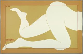 Poster, Big Nudes