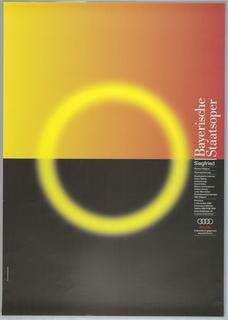 Poster, Bayerische Staatsoper: il Ritorno d'Ulisse in patria