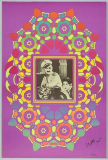 Poster, Ben Turpin Cameo, 1967