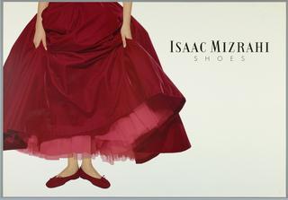 Poster, Issac Mizrahi Shoes