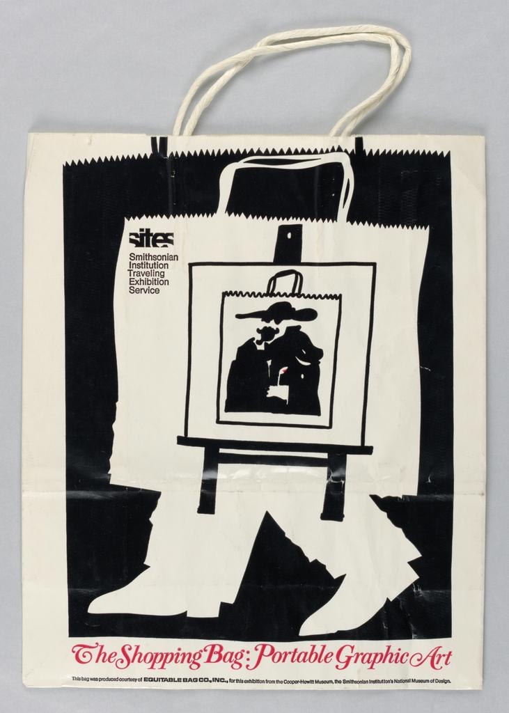 Shopping Bag, Smithsonian: SITES