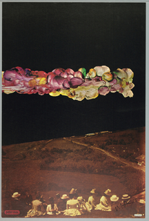 Poster, Psychedelic Cloud, n.d.