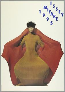 Poster, Issey Miyake 1995, 1995