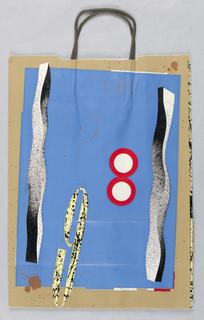 Shopping Bag, Bloomingdale's [Matisse-like figures]
