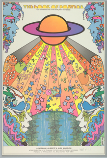 Poster, The Book of Posters, 1971