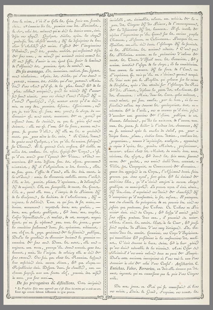 Bound Volume, Recueil des Ouvrages en Serrurerie...sur la place Royale de Nancy (A Collection of Locksmith's Designs for the Royal Palace of Nancy)
