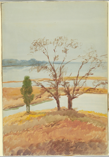 Drawing, Early Winter