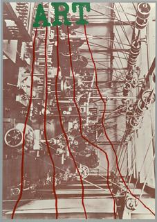 Poster, Art, 1968