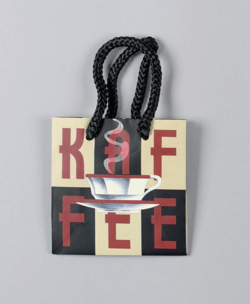 Shopping Bag, Kaffee