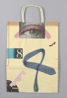 Shopping Bag, Bloomingdale's: New Years 1984