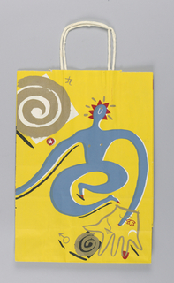 Shopping Bag, Bloomingdale's: New Years 1981