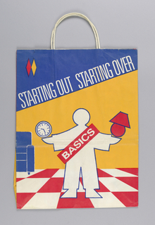Shopping Bag, Conran's: Starting Out / Starting Over