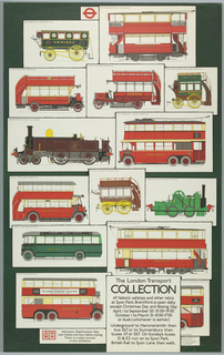 Poster, The London Transport Collection