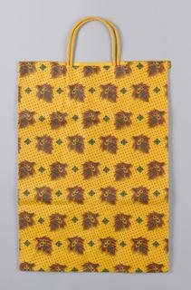 Shopping Bag, Bloomingdale's:  Provençal Pattern