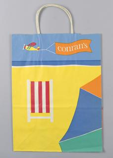 Shopping Bag, Conran's: Airplane