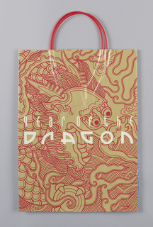 Shopping Bag, Bloomingdale's: Year of the Dragon