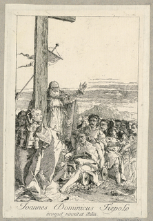 Print, Miracle of the True Cross