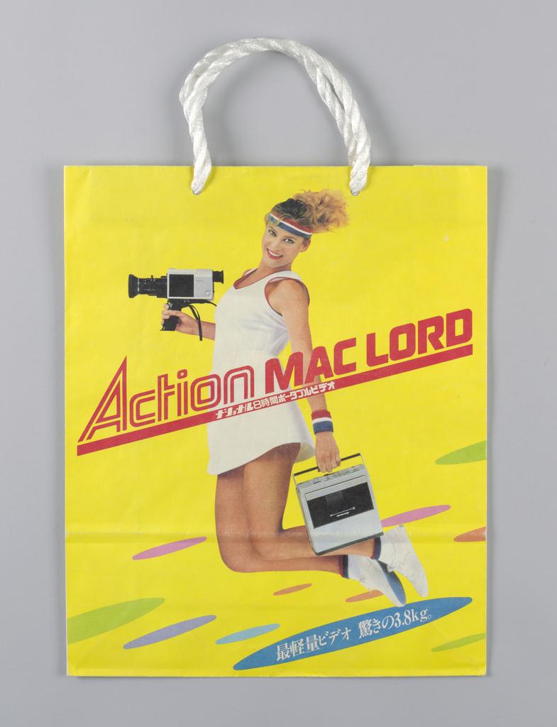 Shopping Bag, Action MacLord