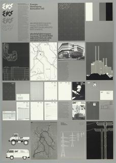 Poster, Energie Versorgung Schwaben AG