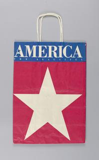 Shopping Bag, Bloomingdale's:  America the Beautiful