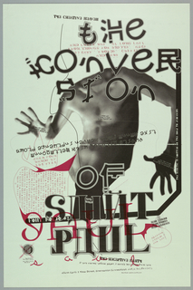 Poster, The Conversion of St. Paul, 1994