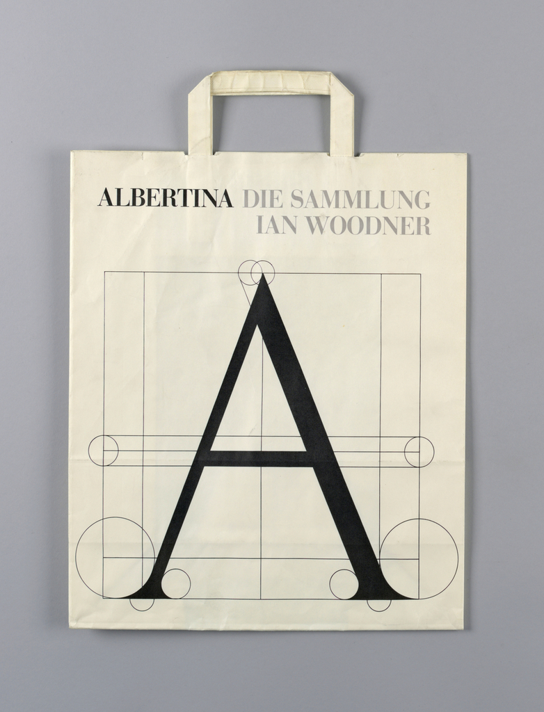 Shopping Bag, Albertina: Ian Woodner