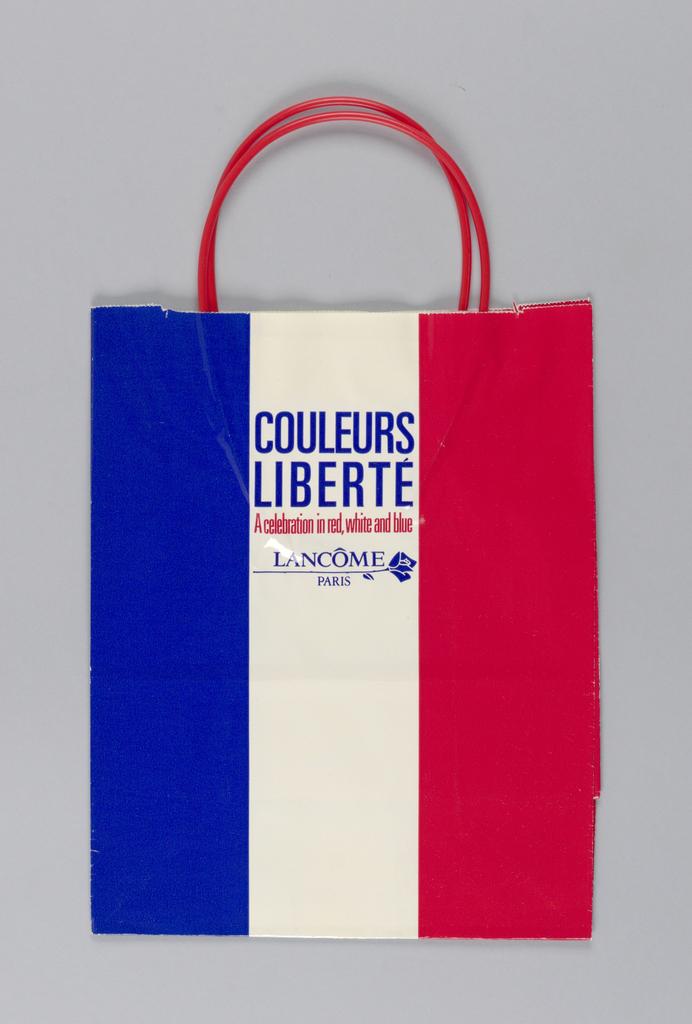 Shopping Bag, Lancome: Couleurs Liberté