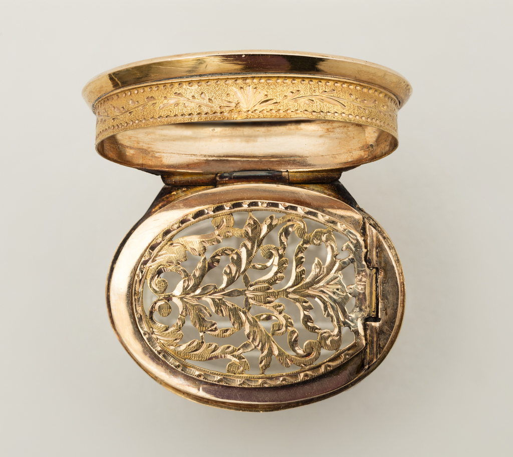 Box (possibly England), early 19th century