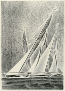 Print, Yacht Races