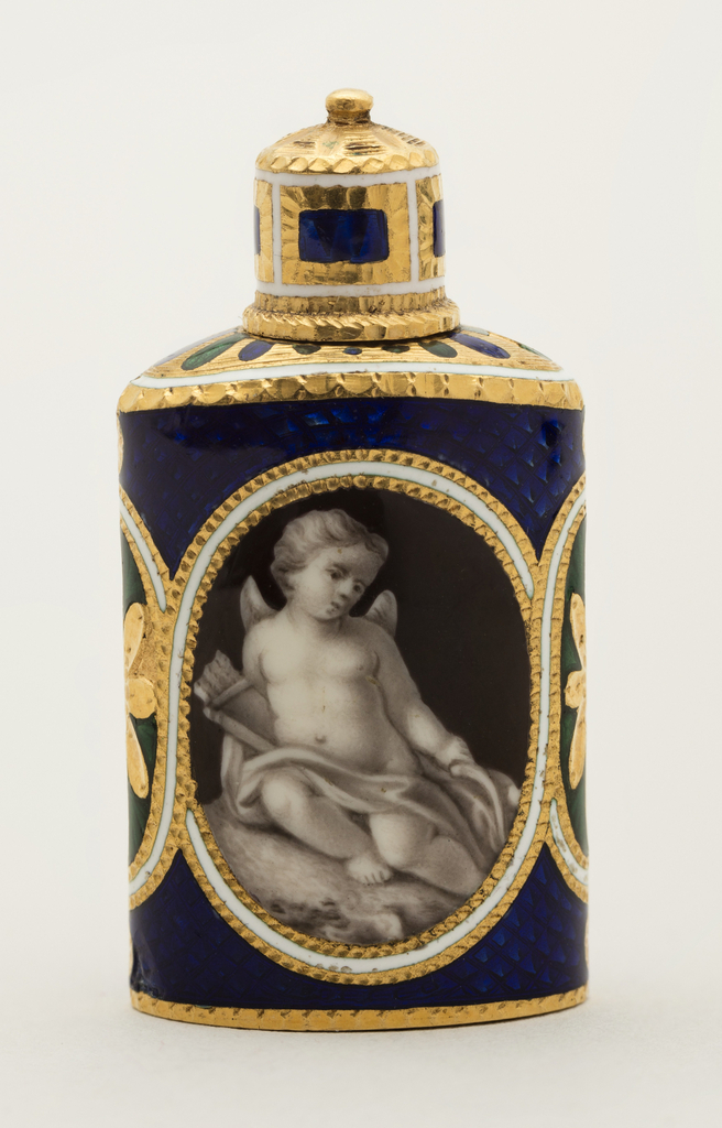 Bottle (England), ca. 1770