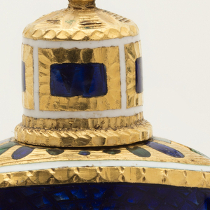 Bottle (England), ca. 1770