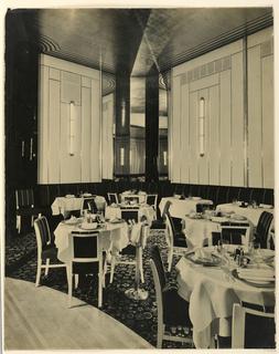Photograph, House of Morgan Restauran