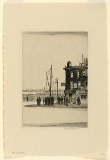 Print, Old New York