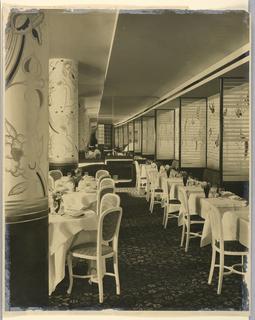 Photograph, Restaurant Larue, New Yor