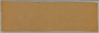 Light brown burlap wallpaper, machine made with special coated backing.