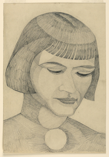 Drawing (Netherlands), ca. 1924–25