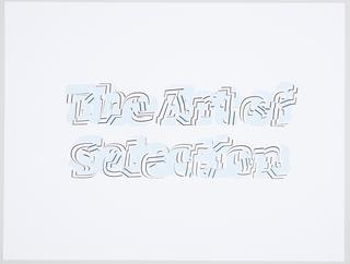 Print, Grid Brush: The Art of Selection