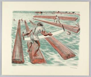 Print, Lumber Workers
