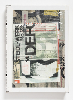 "Magazine, STEIL-WERK No.23: MASAHO ANOTANI ""DEFORMED"", 2015"