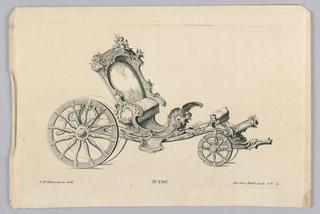 Print, Design for Coach, No. 136
