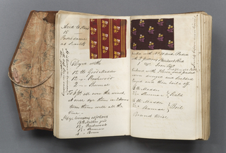Dyer's Record Book (England), 1812–23