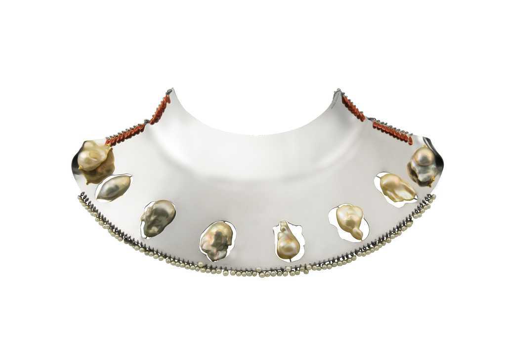Necklace, from Roll in Stone Fall / Winter 2011 collection, 2011