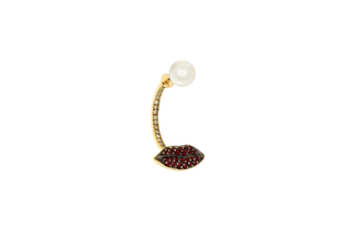 Mouth And Pearl Earring, from Infinity Spring / Summer 2013 collection, 2012