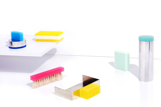 Dustpan And Broom, from Squeaky Clean series, 2015