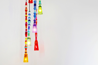 Lamp, from Multiplastica Domestica collection, 2012