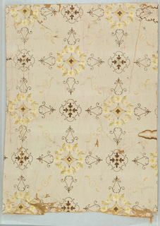 Ceiling Paper (USA), 1875–1920